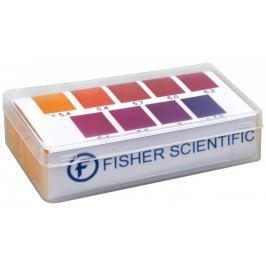 Fisher Scientific Indikátorové pH papírky (5,4-7,0) 200 ks