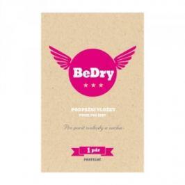 Ostatní Pratelné podpažní vložky pro ženy BeDry 1 pár béžové