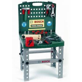 Klein Dětské nářadí  Pracovní stůl BOSCH v kufříku s aku šroubovákem