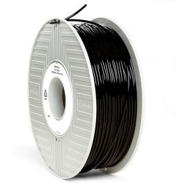 Verbatim ABS struna 2,85 mm pro 3D tiskárnu, 1kg, černá