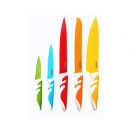 BANQUET Sada nožů s nepřilnavým povrchem SYMBIO NEW Colore, 5 ks