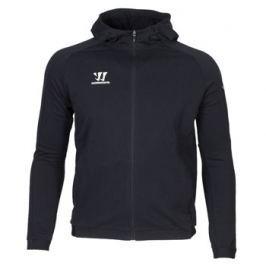 Warrior Mikina  Alpha Sportswear Zip Hoodie SR, L, šedá