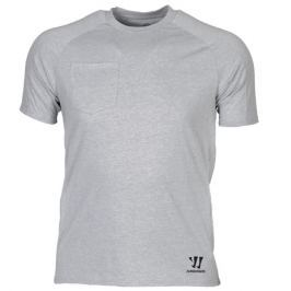 Warrior Triko  Alpha Sportswear Pocket Tee SR, XL, tmavě modrá