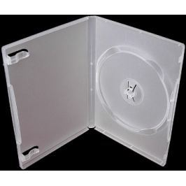 COVER IT Krabička na 1 DVD 14mm super čirý 10ks/bal