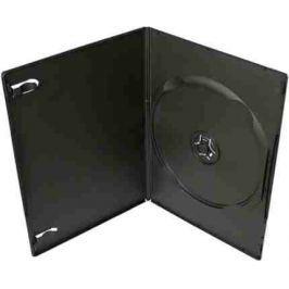 COVER IT Krabička na 1 DVD 7mm slim černý 10ks/bal