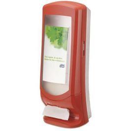 TORK Zásobník na ubrousky Xpressnap, červená, N4 systém, 62,2x23,5x23,5 mm,