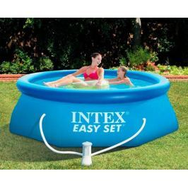 Intex Bazén  Easy 244 X 76 cm s filtrací