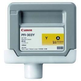 Canon cartridge PFI-303Y iPF-810, 820 (PFI303Y)