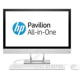 "HP Pavilion 24-r009nc/AiO/23,8""/Intel i5-7400T/8GB/128GB SSD + 1 TB/AMD R530 2GB"