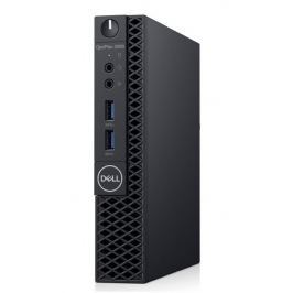 DELL OptiPlex 3060 Micro/ i3-8100T/ 4GB/ 500GB/ Wifi/ W10Pro/ micro PC/ 3YNBD on