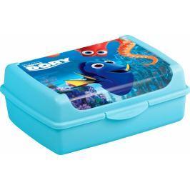 Keeeper Svačinkový box  Hledá se Dory 1 l - modrý