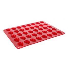 BANQUET Forma na ořechy silikonová CULINARIA Red 34 x 26 x 1,4 cm