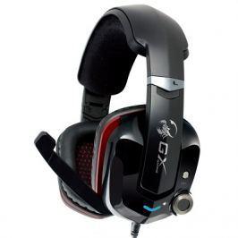 GENIUS sluchátka HS-G700V Cavimanus (s mikrofonem), vibrace