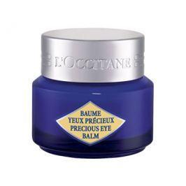 LOccitane En Provence Slaměnkový oční balzám Immortelle (Precious Eye Balm) 15 ml
