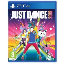 Ubisoft Hra  PlayStation 4 Just Dance 2018