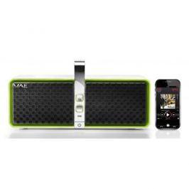 Hercules BT05, přenosný Bluetooth stereo reproduktor, podpora Android, bílo-zele