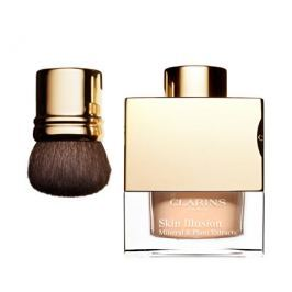 Clarins Minerální pudr Skin Illusion (Mineral Powder) 13 g, 103 Ivory