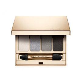 Clarins Paletka očních stínů (4-Colour Eyeshadow Palette) 6,9 g, 05 Smoky