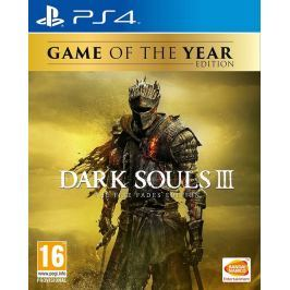 WARNER BROS PS4 - Dark Souls 3: The Fire Fades Edition GOTY
