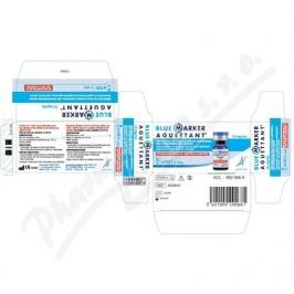 AGUETTANT Blue Marker  10mg/ml FLA 1ml B10 UE