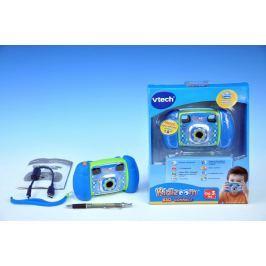 MENUG Kidizoom Kid Connect Fotoaparát - modrý Vtech plast 14cm na baterie na kartě