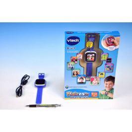 MENUG Kidizoom VTech Smart hodinky modré s fotoaparátem a videokamerou a doplňky na ba