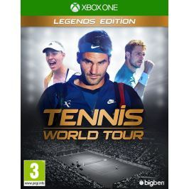 COMGAD XBOX ONE - Tennis World Tour: Legends Edition