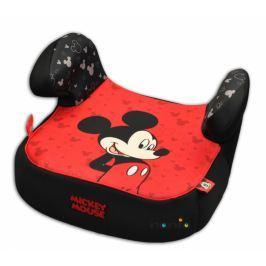 NANIA Autosedačka - podsedák  Dream - Luxe Mickey - red/black