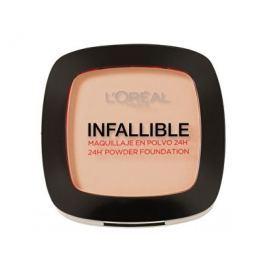 Loreal Paris Kompaktní pudr pro přirozený vzhled pleti Infallible 24H (Powder Foundation) 9 g
