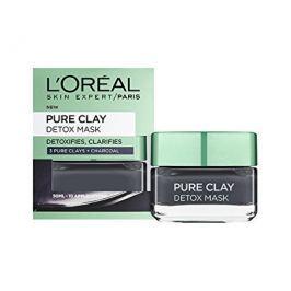 Loreal Paris Intenzivní čisticí rozjasňující maska Pure Clay (Detox Mask) 6 ml