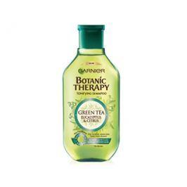 Garnier Tonizující šampon se zeleným čajem na rychle se mastící vlasy Botanic Therapy (Tonifying Sha
