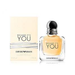Giorgio Armani Parfémovaná voda   - Emporio Armani Because It´s You 30 ml