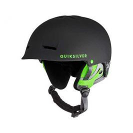 Quiksilver Lyžařská helma Fusion M Hlmt Green Flash GJS0EQYTL03005-GJS0, 58 cm