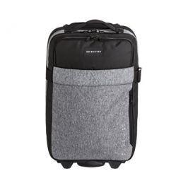 Quiksilver Cestovní taška New Horizon Light Grey Heather EQYBL03140-SGRH