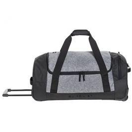 Quiksilver Cestovní taška New Centurion Light Grey Heather EQYBL03141-SGRH