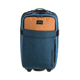 Quiksilver Cestovní taška New Horizon Blue Nights Heather EQYBL03140-BSTH