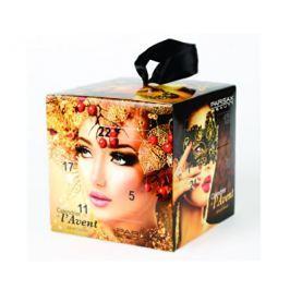Parisax Sada dekorativní kosmetiky Advent Calendar