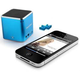 TECHNOSONIC Technaxx Mini MusicMan, bluetooth, 600 mAh, modrý
