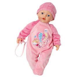 ZAPF CREATION Panenka BABY Born My Little Super Soft