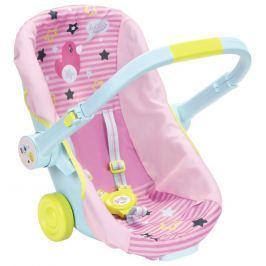 BABY born® Přenosná sedačka na kolečkách