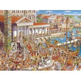 HEYE Puzzle Starověké Řecko 1500 dílků