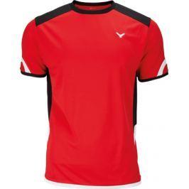 Victor Pánské funkční tričko  6737 Red, S