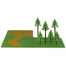 SIKU World Polní cesty a les