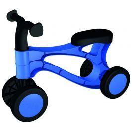 Lena Odrážedlo Rolocykl modrý plast výška sedadla 26cm od 18 měsíců