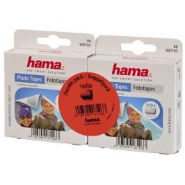 Hama Photo Tape Dispenser, 2x500 tapes, double pack