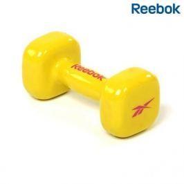 Činka na aerobic REEBOK 3 kg - žlutá