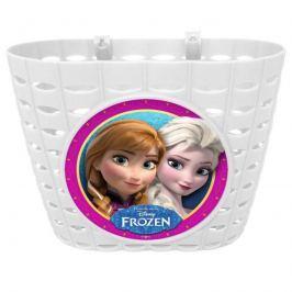 Cyklistický košík Frozen - bílý