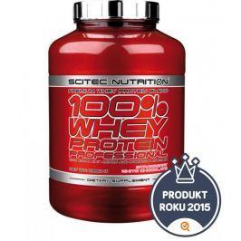 Scitec 100% Whey Protein Professional 920 g vanilka - berry