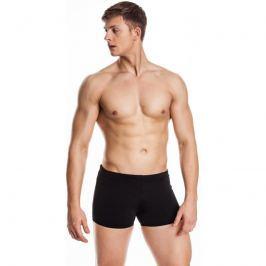 Patrick pánské plavky s nohavičkou S;černá