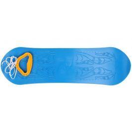 plastový kluzák Skyboard snowboard zelená